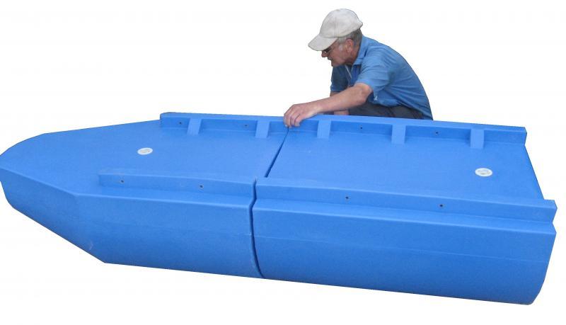 модуль плавучести в лодку