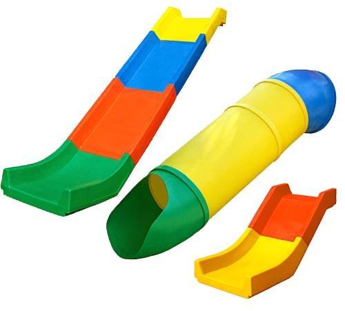 Детские пластиковые горки